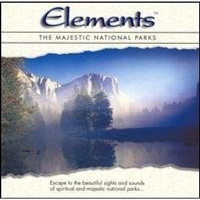 ELEMENTS: THE MAJESTIC NATIONAL PARKS / VARIOUS
