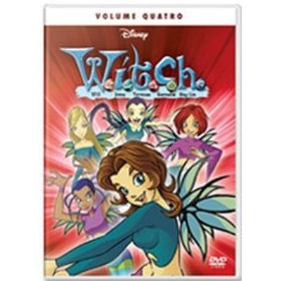 Witch Vol. 4 - DVD