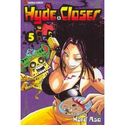Hyde  Closer vol. 5
