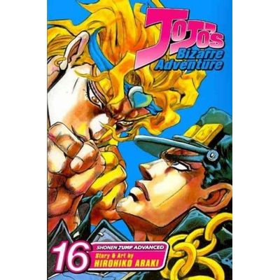 Jojo's Bizarre Adventure Vol. 16