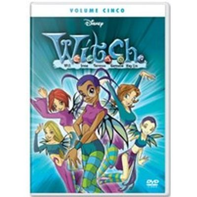 Witch Vol. 5 - DVD