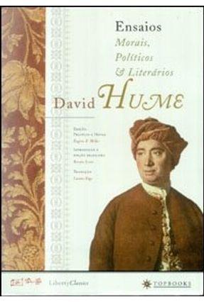 Ensaios Morais , Políticos e Literários - Hume,David pdf epub