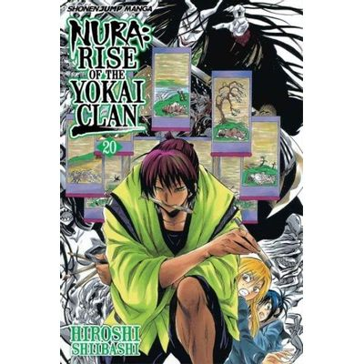 Nura Rise of the Yokai Clan vol. 20