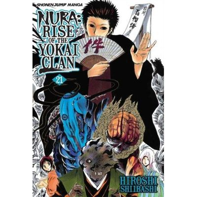 Nura Rise of the Yokai Clan vol. 21