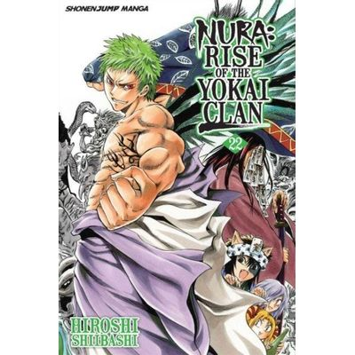 Nura Rise of the Yokai Clan vol. 22