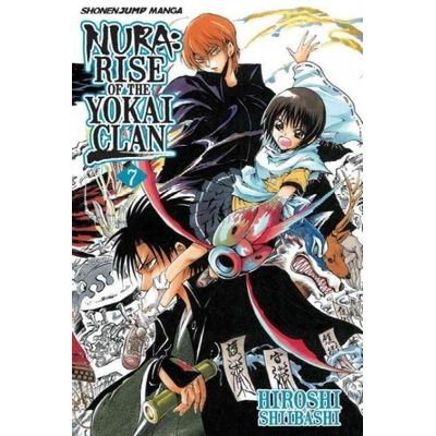 Nura Rise of the Yokai Clan vol. 7