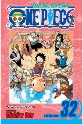 One Piece vol. 32 - Oda,Eiichiro | Hoshan.org
