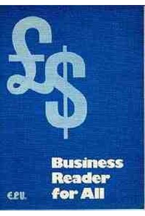 Business Reader For All - Piert,Willy pdf epub