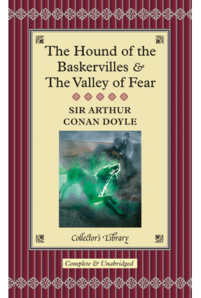 Hound Of The Baskervilles And Valley Of Fear - Collector's Library