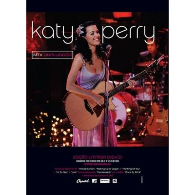 Katy Perry - Mtv Unplugged - DVD + CD