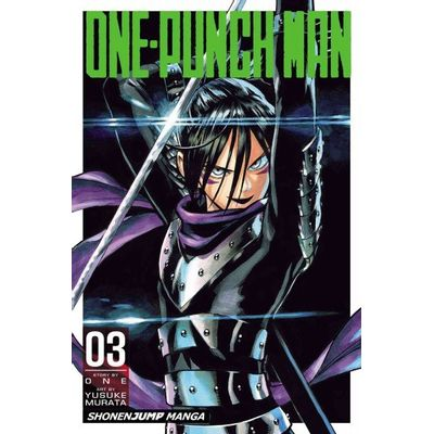 One-Punch Man Vol. 3