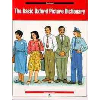 The Basic Oxford Picture Dictionary-monolingu