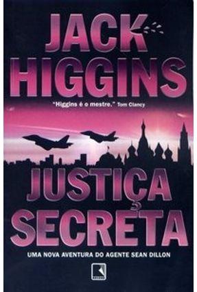 Edição antiga - Justiça Secreta