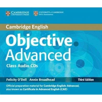 Objective Advanced - Class Audio CD - 3rd Ed.