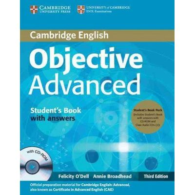 Objective Advanced - Student's Book Pack - With Answers
