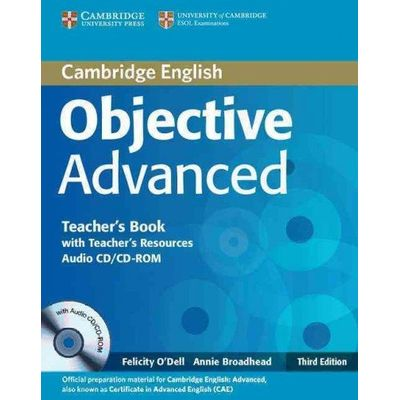 Objective Advanced - Teacher's Book and Teacher's Resources CD-ROM