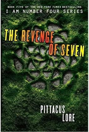The Revenge Of Seven - The Lorien Legacies 5 - Mass Market International Edition - Lore,  Pittacus | Tagrny.org