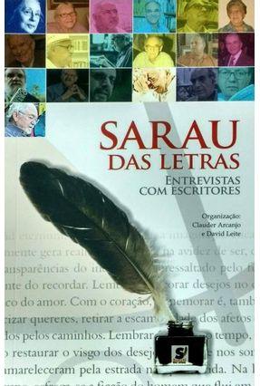 Sarau Das Letras - Entrevistas Com Escritores - Arcanjo,Clauder Leite,David | Hoshan.org