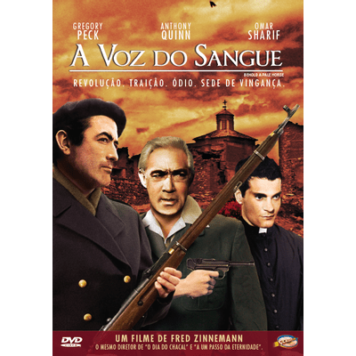 A Voz do Sangue - DVD