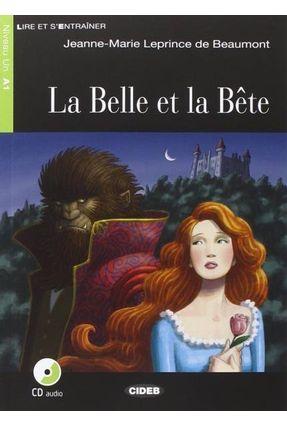 La Belle Et La Bête - Niveau 1 - Livre + CD - Leprince De Beaumont,Di Jeanne-Marie Leprince De Beaumont,Di Jeanne-Marie | Tagrny.org