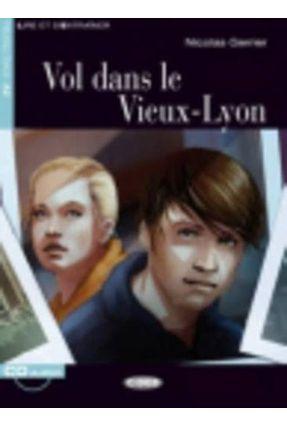 Vol. Dans Le Vieux-Lyon - Niveau 2 - Livre + CD - Gerrier,Nicolas | Nisrs.org