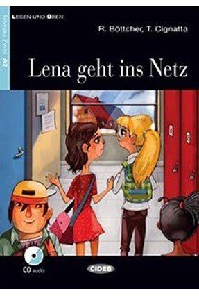 Lena Geht Ins Netz - Stufe 2 - Buch + CD - R. Böttcher R. Böttcher | Hoshan.org