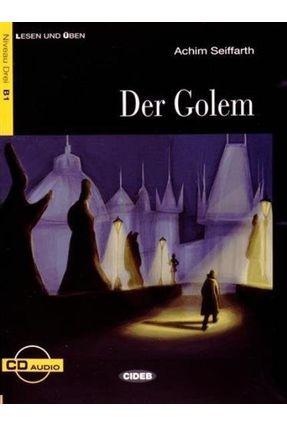 Der Golem - Stufe 3 - Buch + CD - Seiffarth,Achim | Hoshan.org