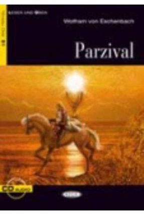 Parzival - Stufe 3 - Buch + CD - Eschenbach,Wolfram Von | Hoshan.org