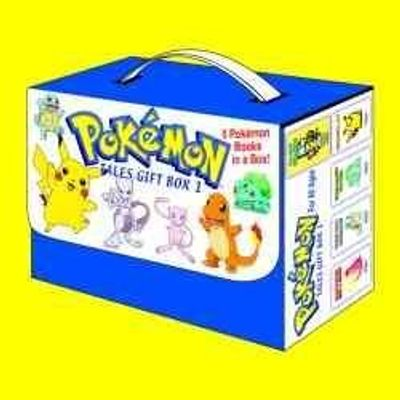 Pokemon Tales - Gift Box 1