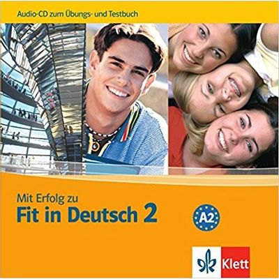 Mit Erf. Z. Fit In Deutsch 2, CD