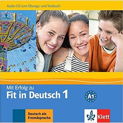 Mit Erf. Z. Fit In Deutsch 1, CD