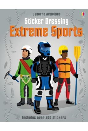 Sticker Dressing - Extreme Sports - Gillespie,Lisa Jane Gillespie,Lisa Jane   Tagrny.org