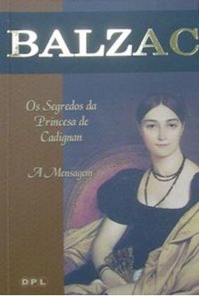 Os Segredos da Princesa de Cadignan - A Mensagem