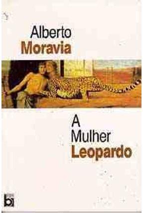 A Mulher Leopardo - Moravia,Alberto pdf epub