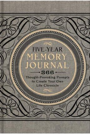 Five-Year Memory Journal - Sterling | Tagrny.org