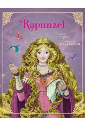 Rapunzel - Classic Fairy Tale Collection - Cech,John | Hoshan.org