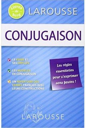 Conjugaison - Les Livres De Bord Larousse - Le Lay-Y   Hoshan.org