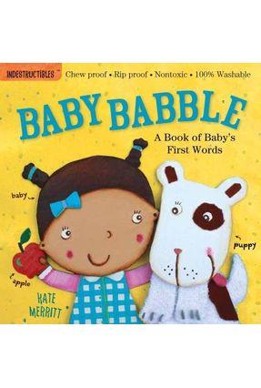 Baby Babble - Indestructibles - Pixton,Amy pdf epub