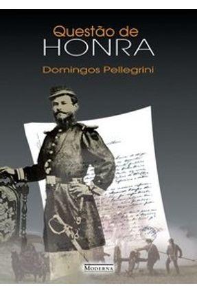 Questão de Honra - Col. Veredas -  pdf epub