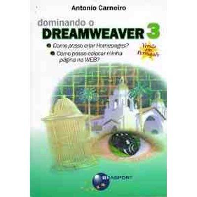 livro dreamweaver na Saraiva
