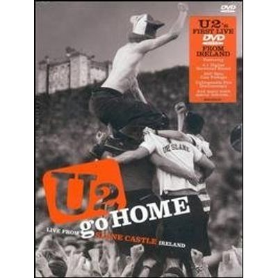 U2 GO HOME: LIVE FROM SLANE CASTLE / (JEWL)