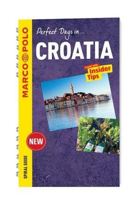 Croatia Marco Polo Spiral Guide - Foster,Jane | Hoshan.org