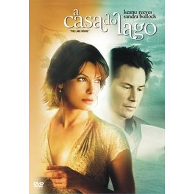 A Casa do Lago - DVD