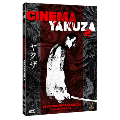 Cinema Yakuza Vol. 2 - A Saga Completa - 3 DVDs