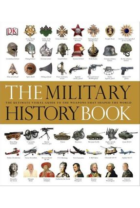The Military History Book - Dk | Nisrs.org