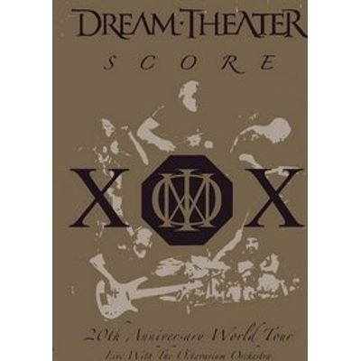 Score: 20th Anniversary World Tour Live - 2 DVDs - Dvd
