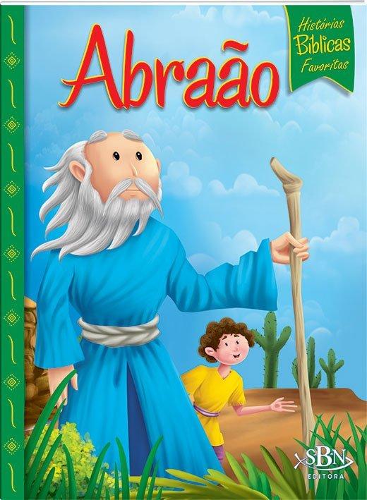 Historias Biblicas Favoritas Abraao Saraiva