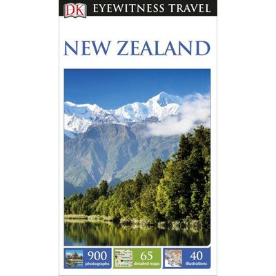 Dk Eyewitness Travel Guide - New Zealand