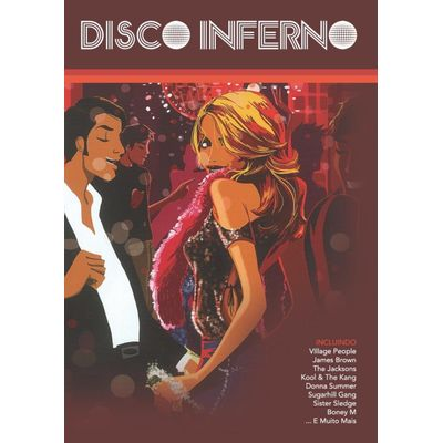 Disco Inferno - DVD