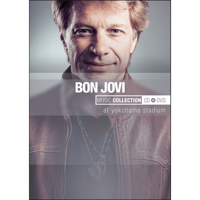 Bon Jovi - Music Collection - DVD + CD - Exclusivo